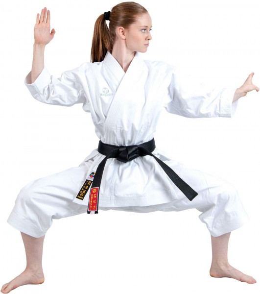 HAYASHI Karate-Gi TENNO WKF approved