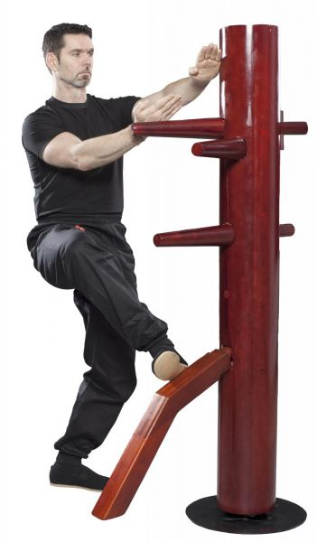 Kung-Fu Hose Bruce Lee schwarz