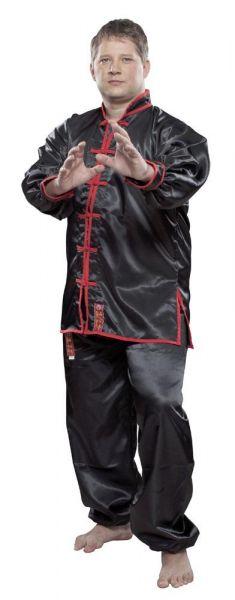 HAYASHI Tai-Chi Anzug - Taolu schwarz