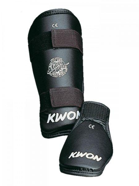 KWON Schienbeinschutz und Spannschutz Select