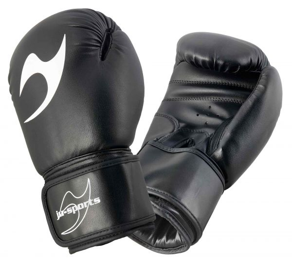 JU-Sports Boxhandschuh Training-schwarz