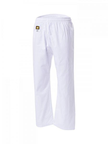 Weiße KWON Karatehose Traditional 8 oz