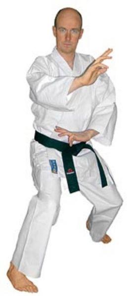 HAYASHI Allround Karateanzug Kamiza 12oz
