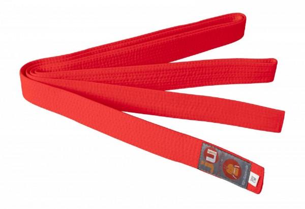 Ju-Sports Budogürtel rot