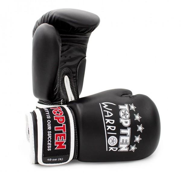 TOP TEN Boxhandschuhe für Kinder und Jugendliche Warrior (10 oz)