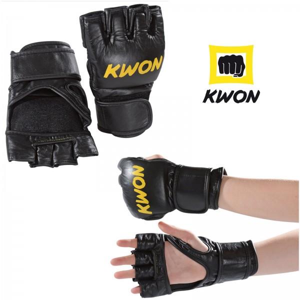 KWON MMA Handschuhe Leder
