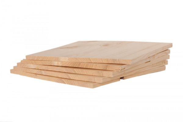 KWON Bruchtestbretter aus Holz 10er Pack Einwegbretter