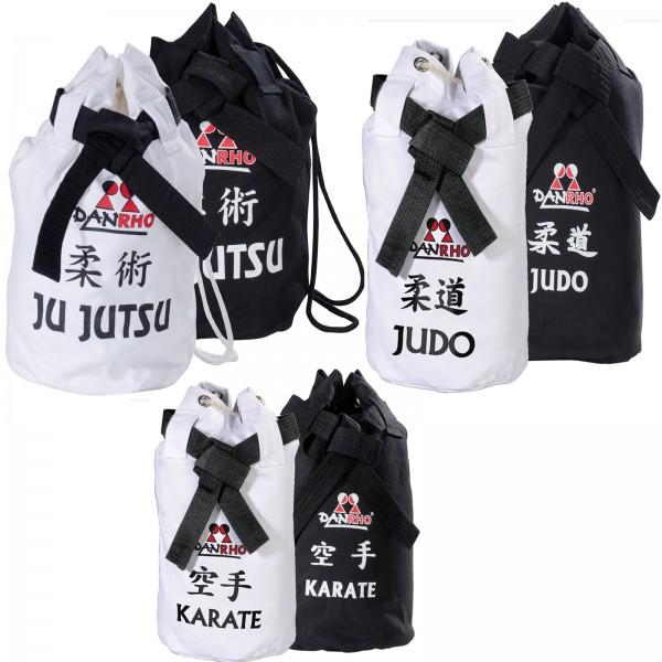 Dojo-Line Canvas Tasche, Ju Jutsu,Judo,Karate