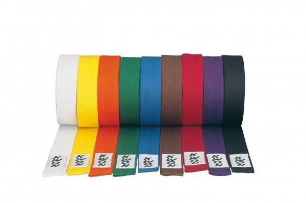 Taekwondo / Karate Gürtel , versch. Farben und Längen