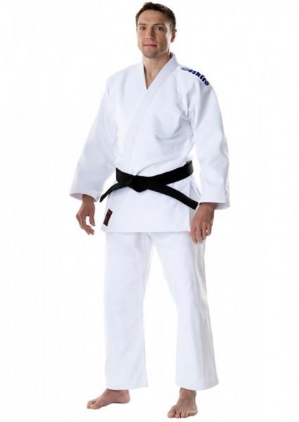 DAX SPORTS Judo Wettkampfanzug Moskito Junior weiß