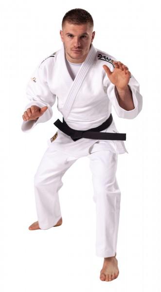DANRHO Judo Wettkampfanzug Kano weiß