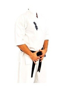 PHOENIX Bushido Kyokushinkai 12oz Karateanzug in Große Gr. 180