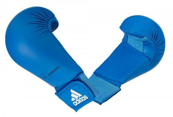 Karate Faustschutz blau Adidas 661.22_Kampfhelden