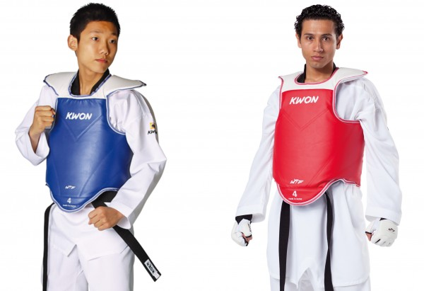 KWON Taekwondo Kampfweste Korea mit WTF-Zulassung