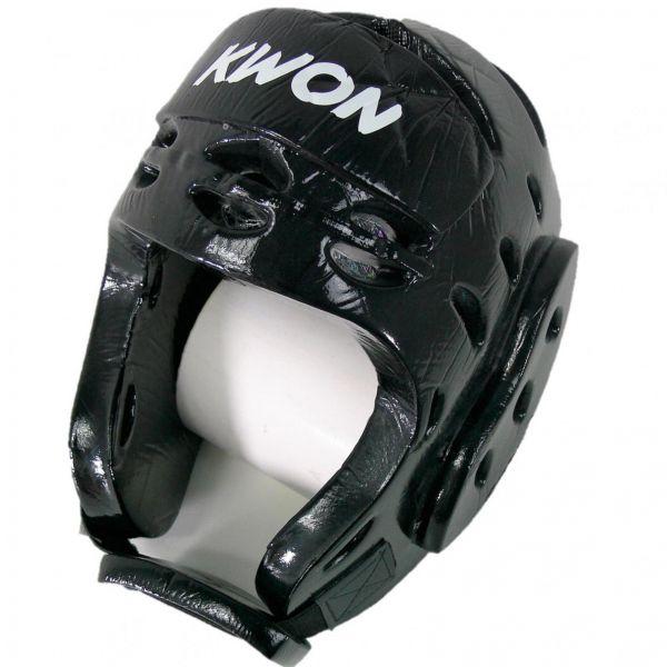 KWON Kopfschutz Sport CE, schwarz