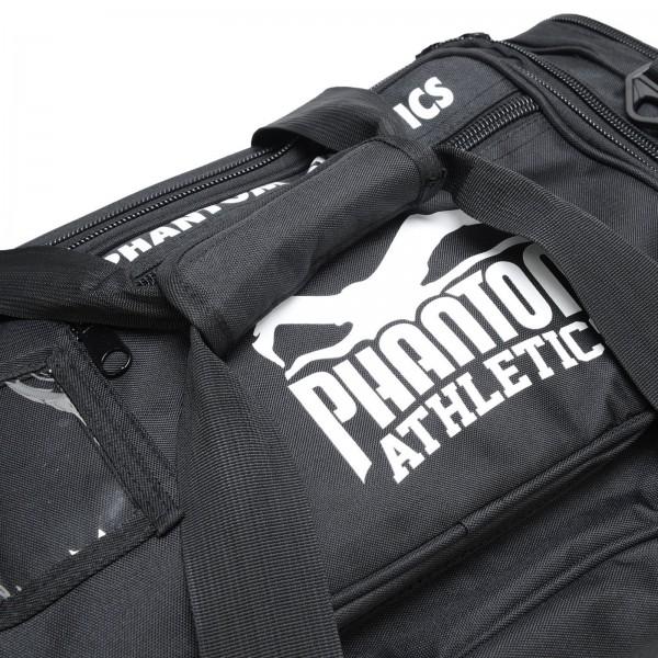 PHANTOM ATHLETICS Sporttasche Tactic mit weißem Logomotiv