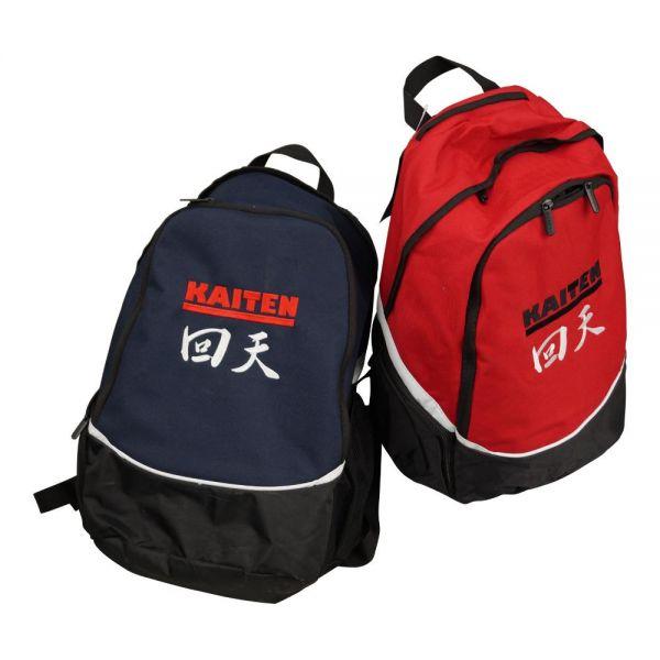 Wet Pocket Rucksack navy blau rot Kaiten Sporttasche