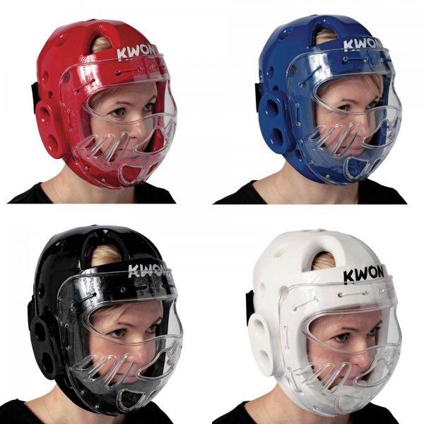 KWON Kopfschutz mit Visier KSL