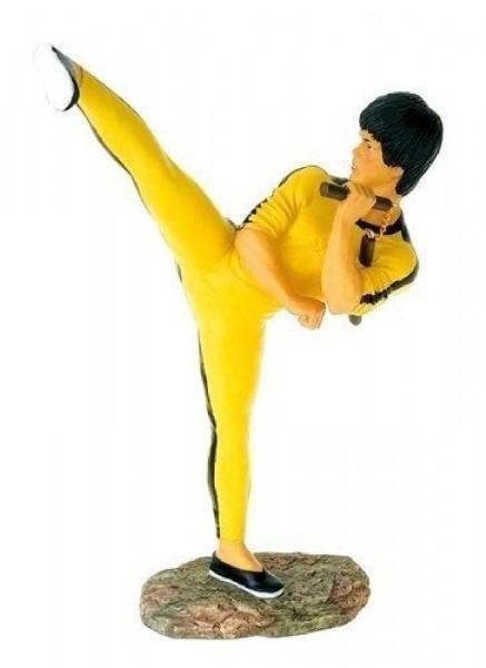 Bruce Lee Figur 20 cm