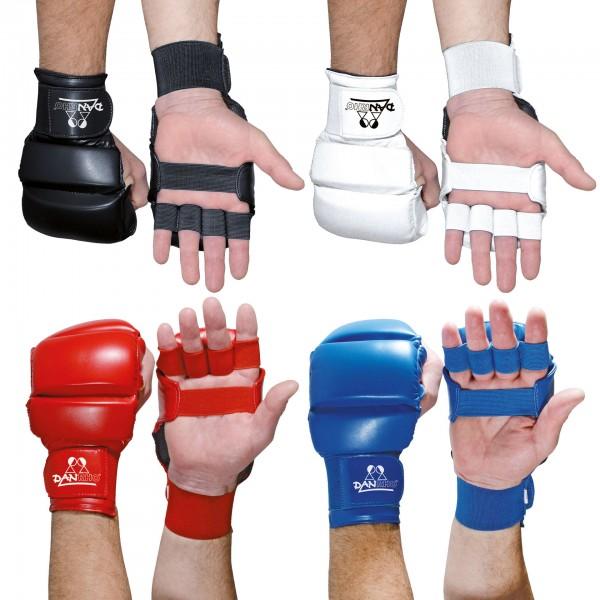 Danrho Ju Jutsu Handschuhe in verschiedenen Farben