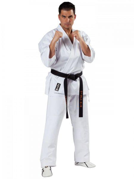 KWON Ju-Jutsu 12oz Anzug Specialist Weiß