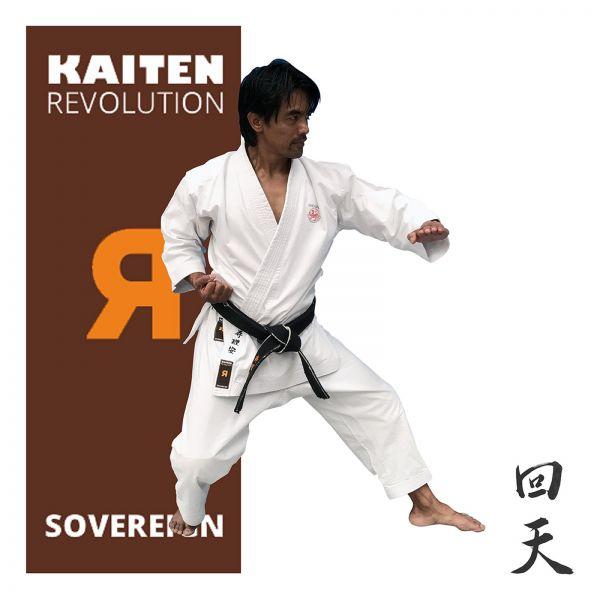 10oz Kaiten Revolution Sovereign Regular Karateanzug