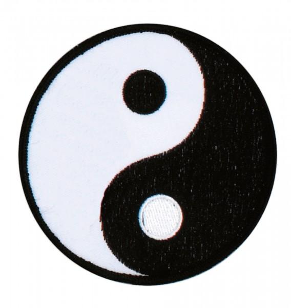 DANRHO Stickabzeichen Himmel und Erde Yin und Yang
