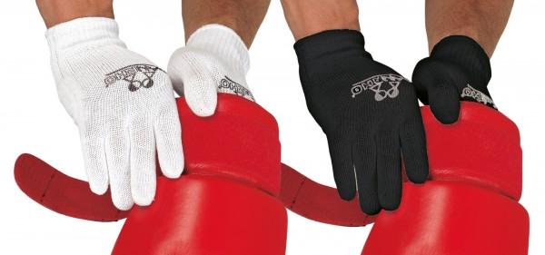 Innenhandschuhe für Boxhandschuhe von Danrho in weiß oder schwarz