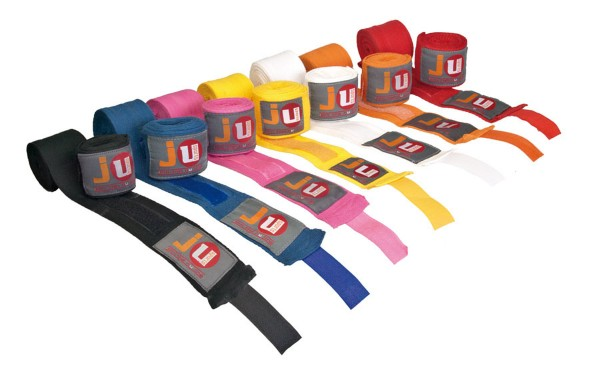 Ju-Sports Boxbandagen elastisch - 5 cm x 2 M