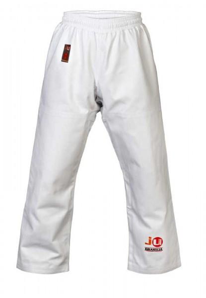 "Ju-Sports Judohose ""Brasilia"" weiß, Gummibund"