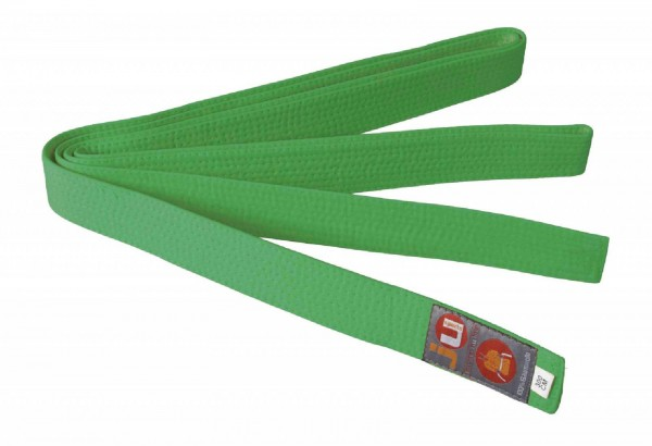 Ju-Sports Budogürtel grün