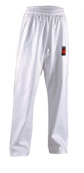 Weiße Danrho Karatehose Shiro Plus