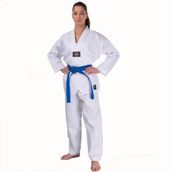 PHOENIX BASIC EDITION Taekwondo Dobok weiß