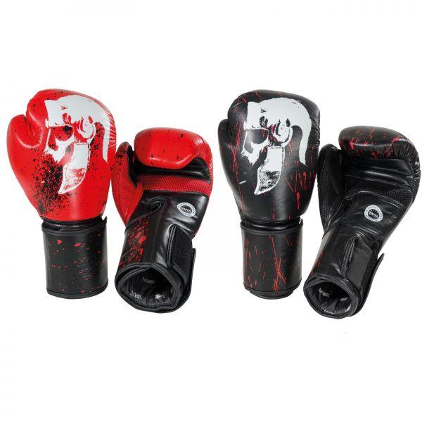 LEGION OCTAGON Boxhandschuhe Helmet schwarz