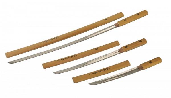 Ju-Sports Schwerter in Holzscheide