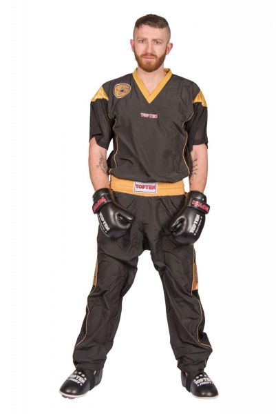 Kickbox Uniform Star Edition Top Ten 5