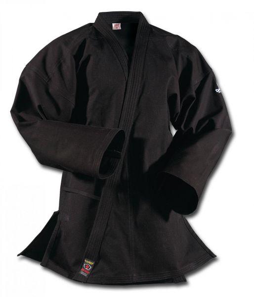 Schwarze Ju-Jutsu Jacke Shogun Plus von KWON