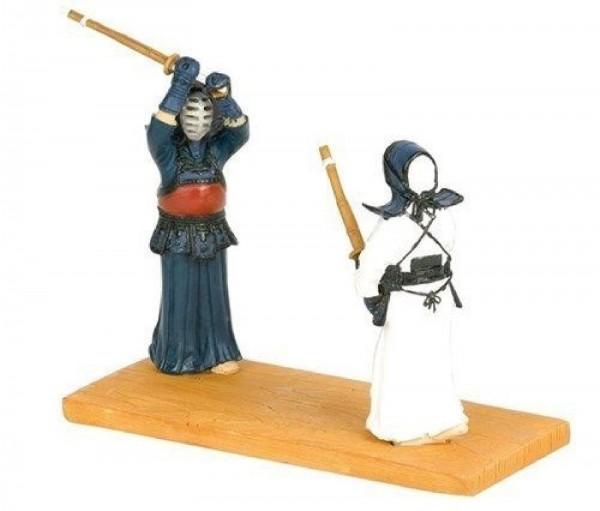 Kampfsport - Figur Kendo-Set