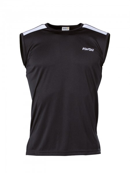 Schwarzes KWON San Da Shirt 1