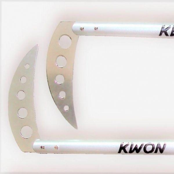 """14"""" Kama von Kwon in Silber"""