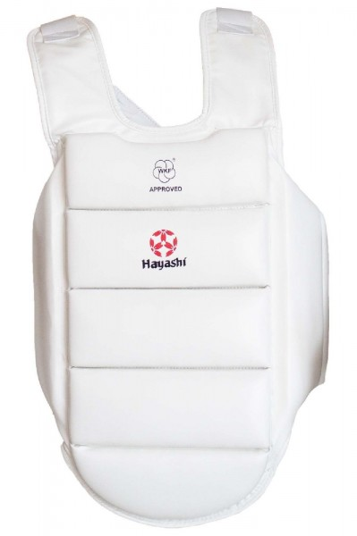 HAYASHI Kinder – Brustschutz WKF U1