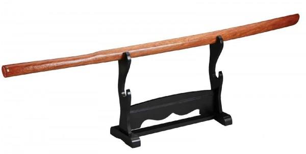 Ju-Sports Schwertständer für 2 Schwerter schwarz