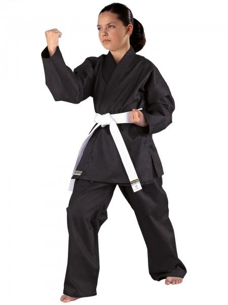 KWON Karateanzug Shadow, schwarz