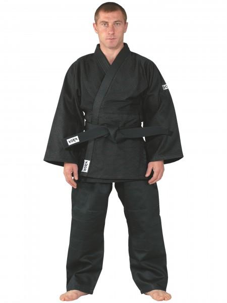 KWON schwarzer Ju-Jutsu Anzug Training