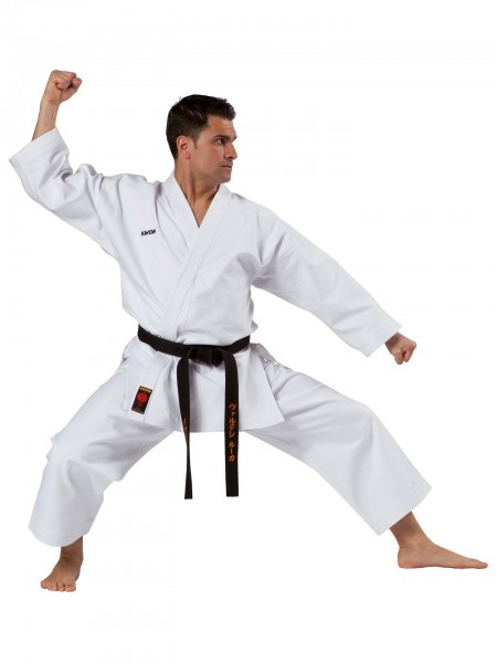 KWON Karateanzug Premium Line (13oz) vorn