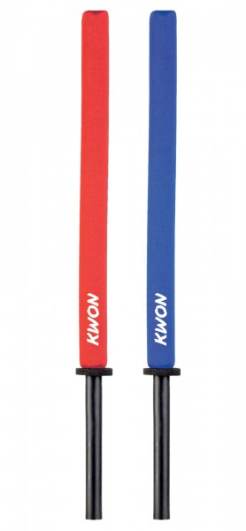Roter und blauer KWON Schaumstoffstock