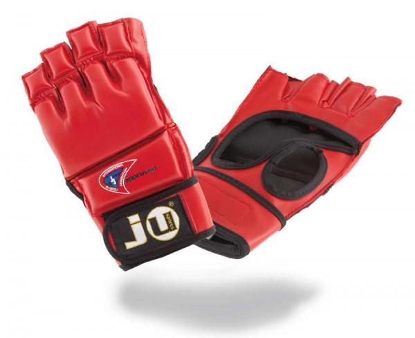 Ju-Sports Ju-Jutsu/MMA Handschutz Intermediate rot