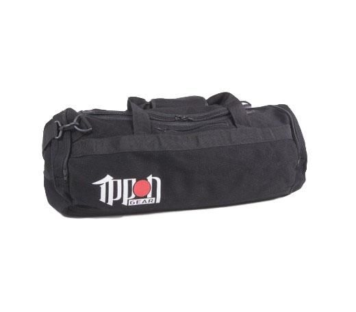 Judo Weave Round Sport Bag JI040 Schwarz