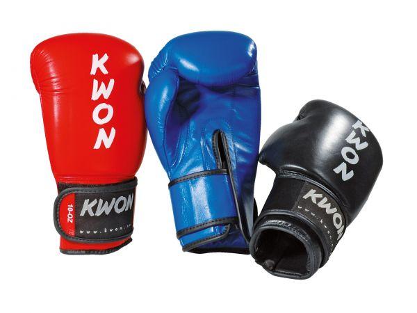 KWON Boxhandschuh Ergo Champ (10 oz, WAKO)