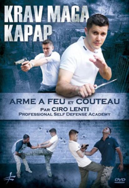 Ju-Sports Krav Maga Kapap, Pistole und Messer, 272